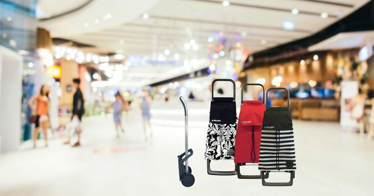 Valóban ciki lenne a gurulós bevásárlótáska?